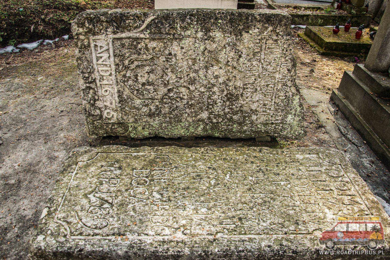 najstarszy grób Lwowa