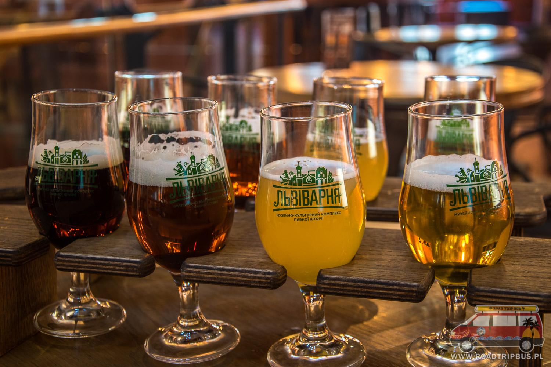 piwo we Lwowie