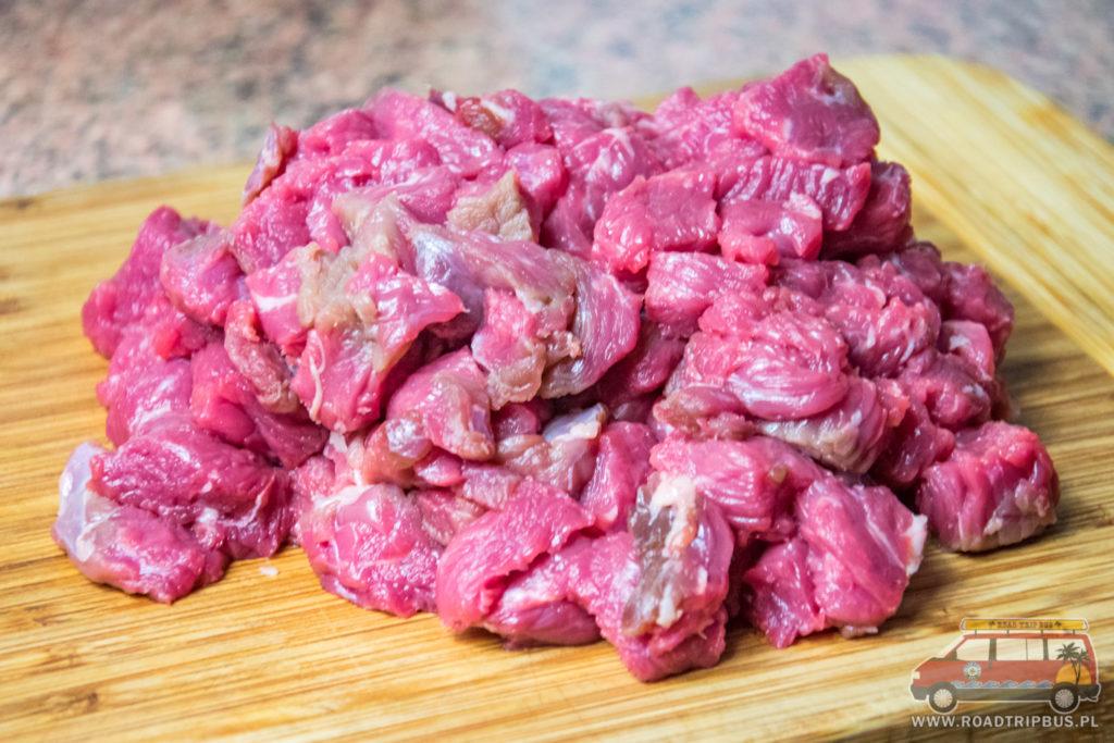 kroimy wołowinę