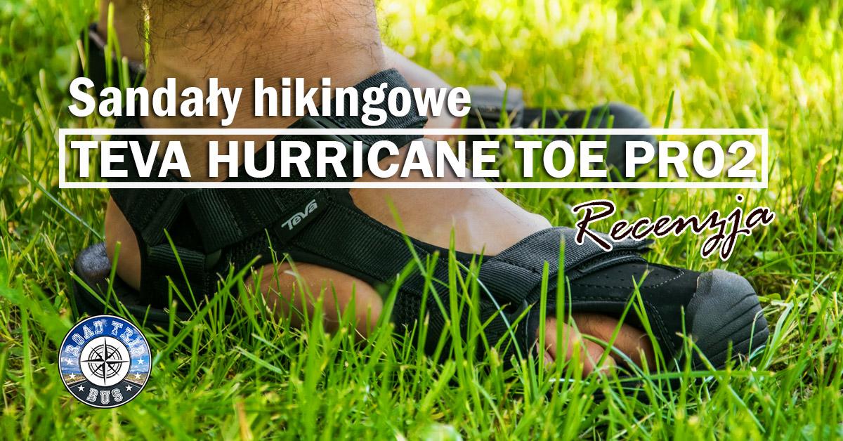 sandały teva hurricane toe pro