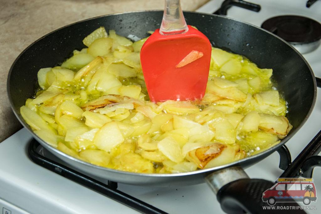 gotowe ziemniaki
