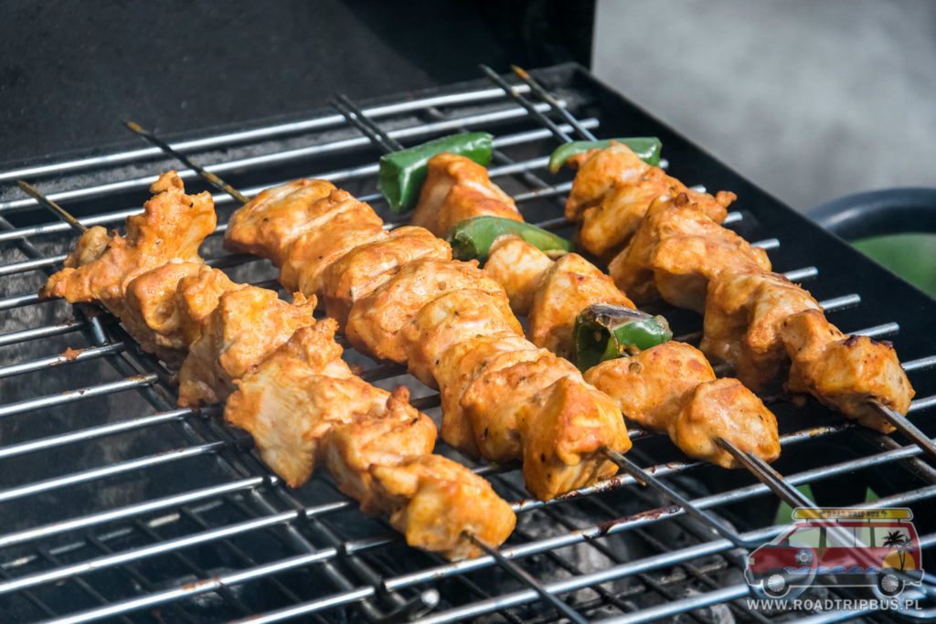 grillujemy kebab