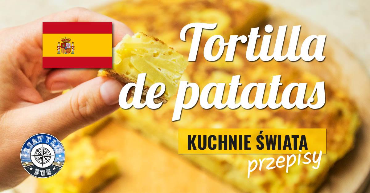 tortilla de patatas przepis