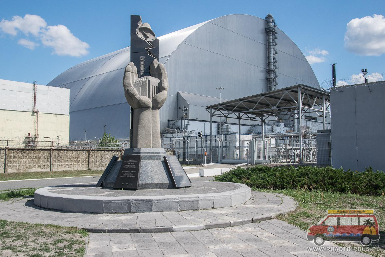arka na elektrowni atomowej w czarnobylu