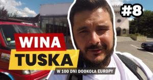 Eurotrip #8 Wina Tuska
