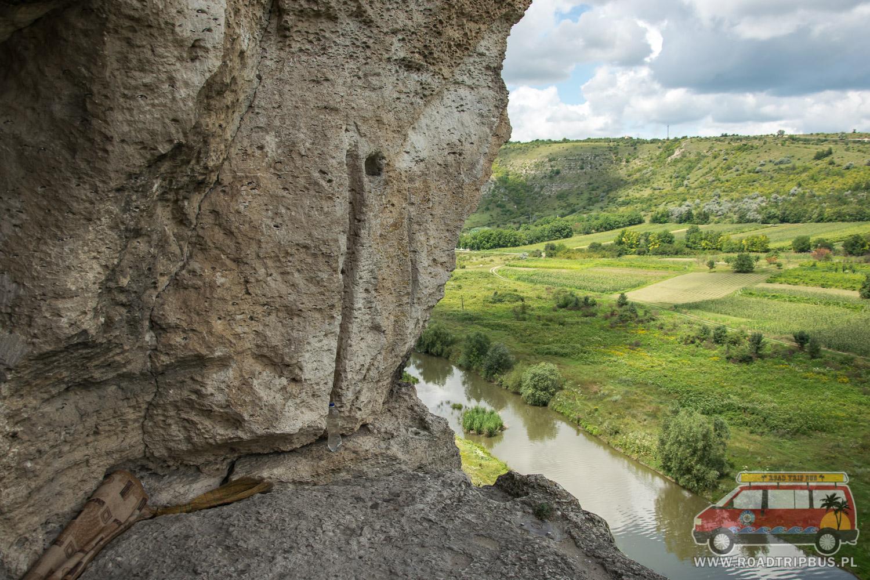 skalny klasztor w Mołdawii