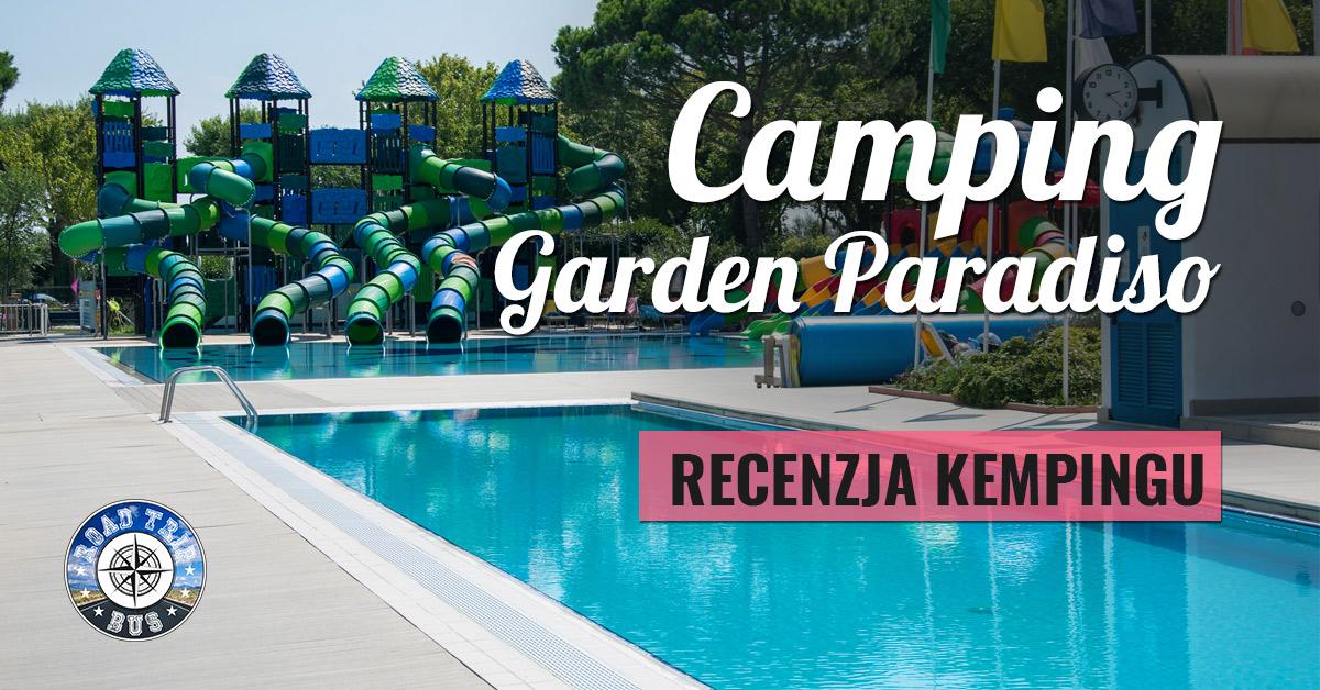 camping garden paradiso wenecja