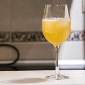cerveza con lemon przepis