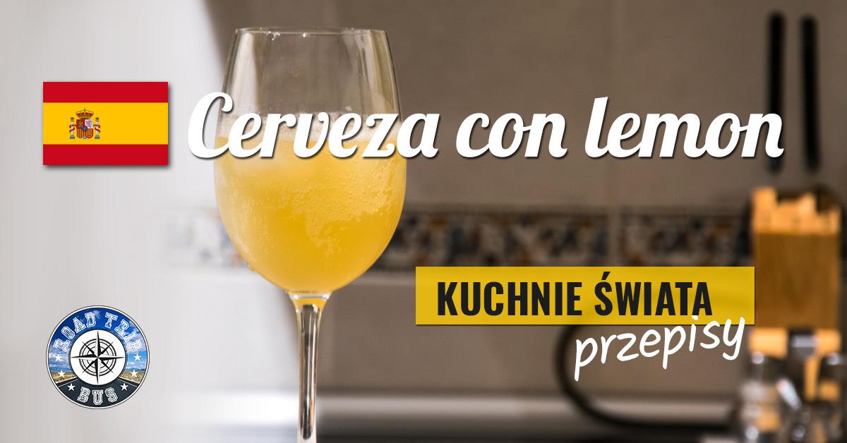 hiszpański drink