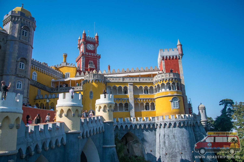 pałac w sintrze