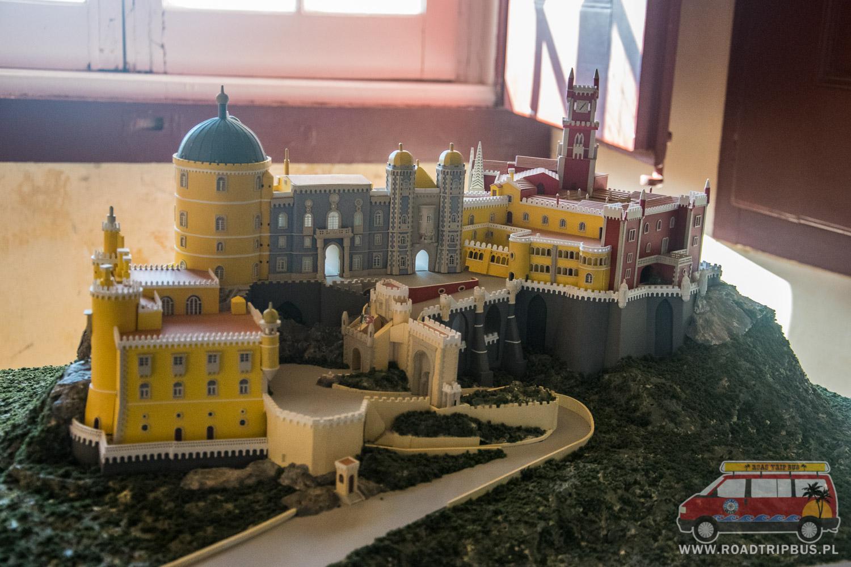 pałac pena zwiedzanie