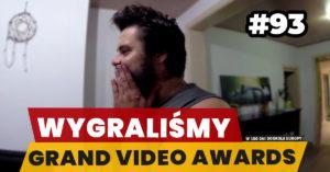 Eurotrip #94 Wygraliśmy Grand Video Awards
