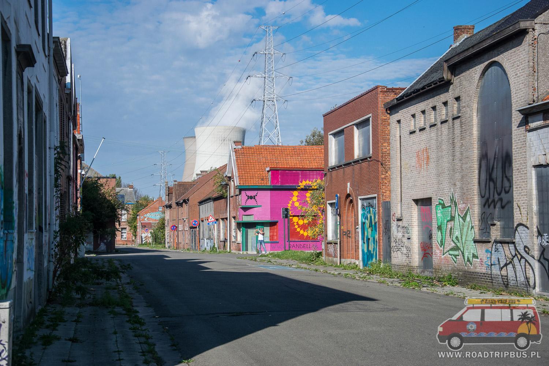 doel opuszczone miasto