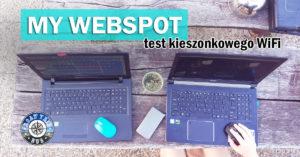 MyWebspot – recenzja kieszonkowego Wifi