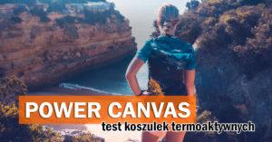 Power Canvas – recenzja koszulek termoaktywnych