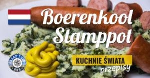Boerenkool stamppot