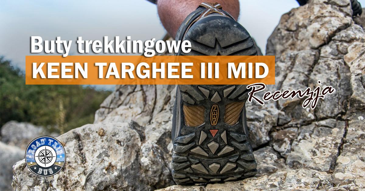 buty trekkingowe Keen Targhee III