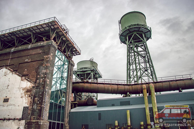 zwiedzanie industrialnej części bochum