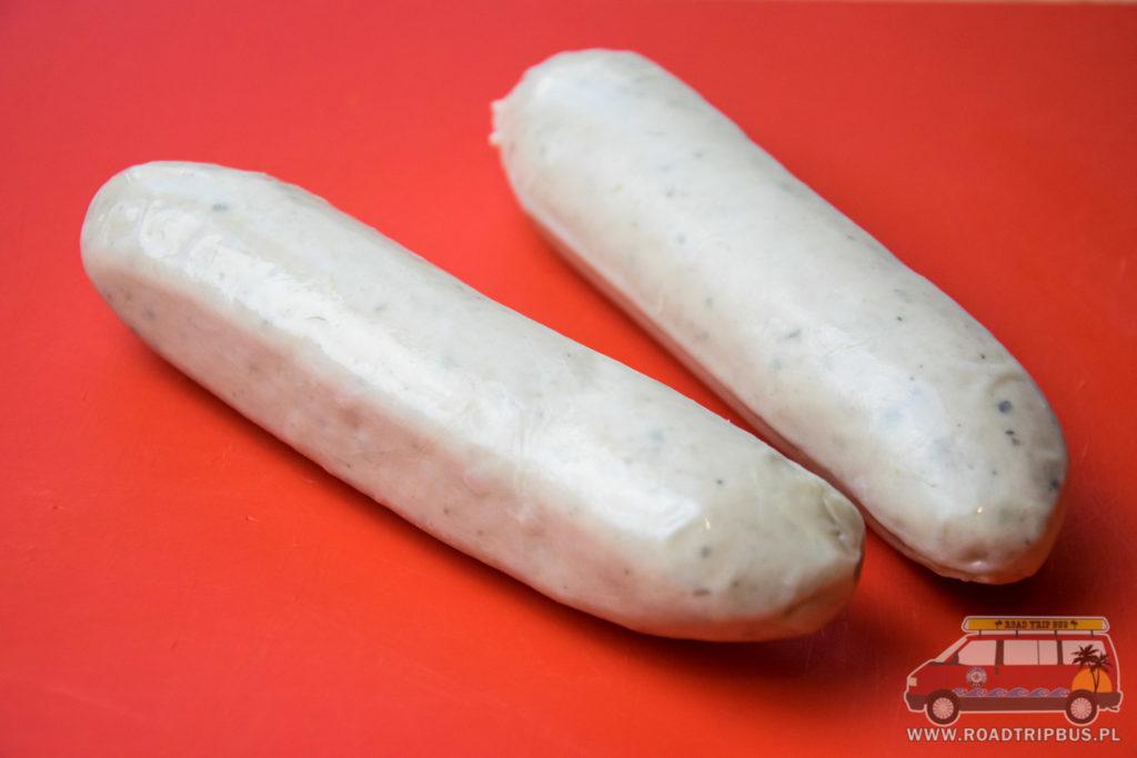biała kiełbasa