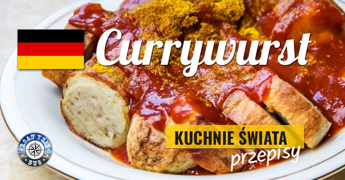 currywurst przepis