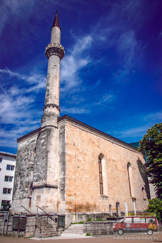 meczet Fethija w Bihać