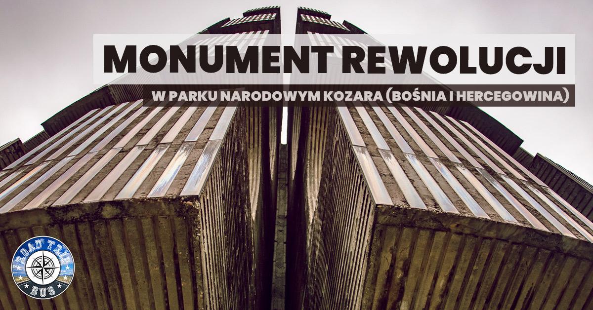 monument rewolucji kozara