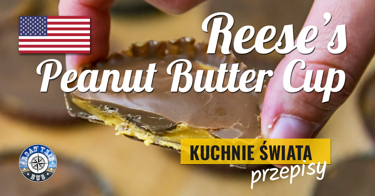 Reese's Peanut Butter Cup przepis