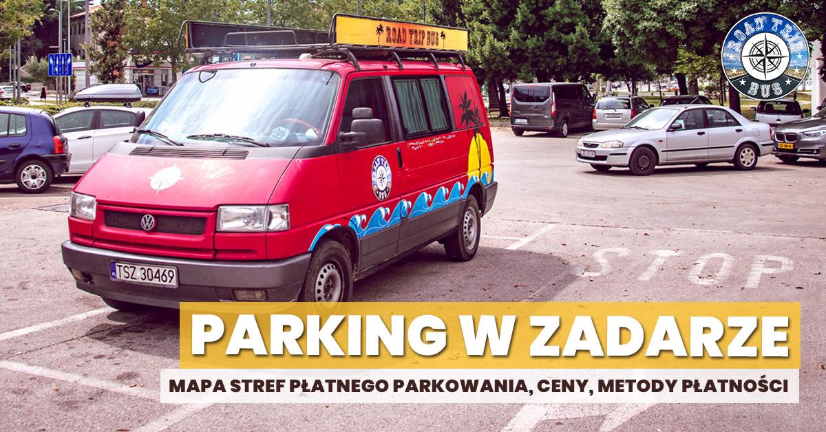 zadar parking