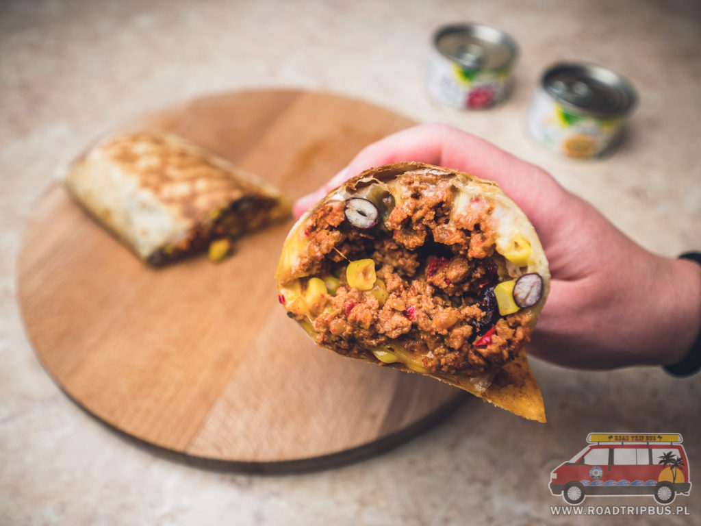 burrito z mayo chipotle