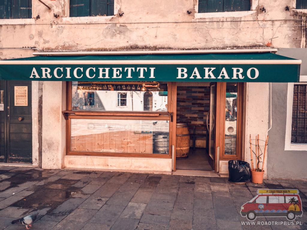 Arcicchetti Bakaro