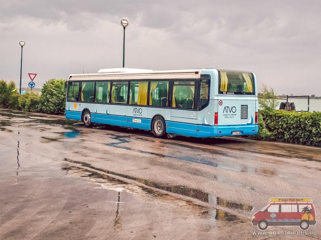 autobus miejski w Wenecji