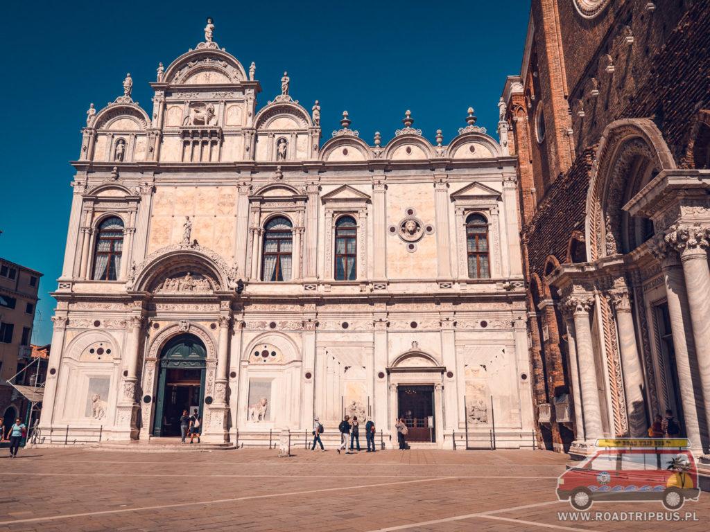 szpital Scuola Grande di San Marco