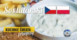 Sos tatarski / tatarská omáčka