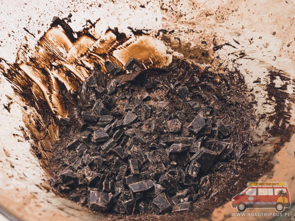 czekolada w brownie