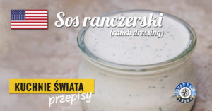 Sos ranczerski (ranch dressing)
