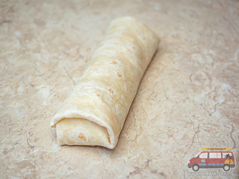 zawinięte burrito