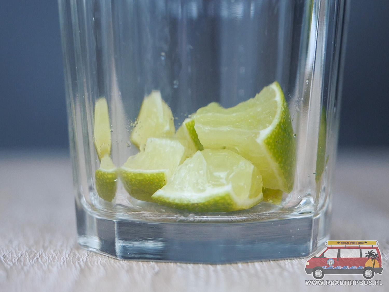 limonka w szklance