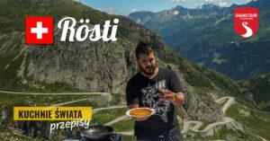 Rösti – szwajcarskie placki ziemniaczane