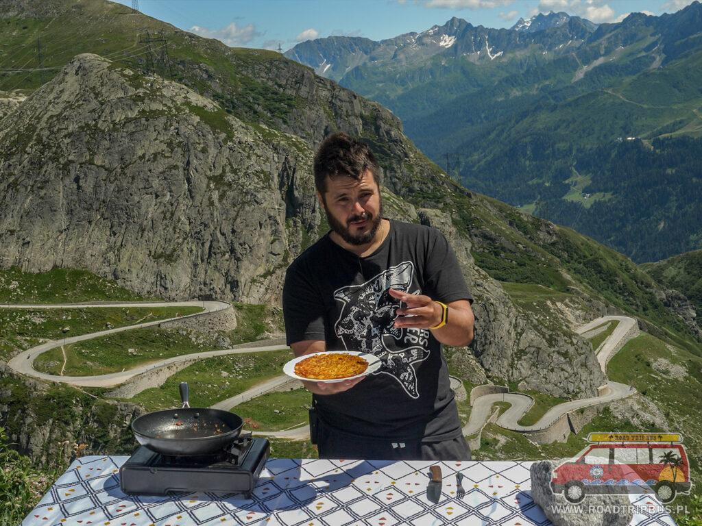 szwajcarskie placki ziemniaczane rosti
