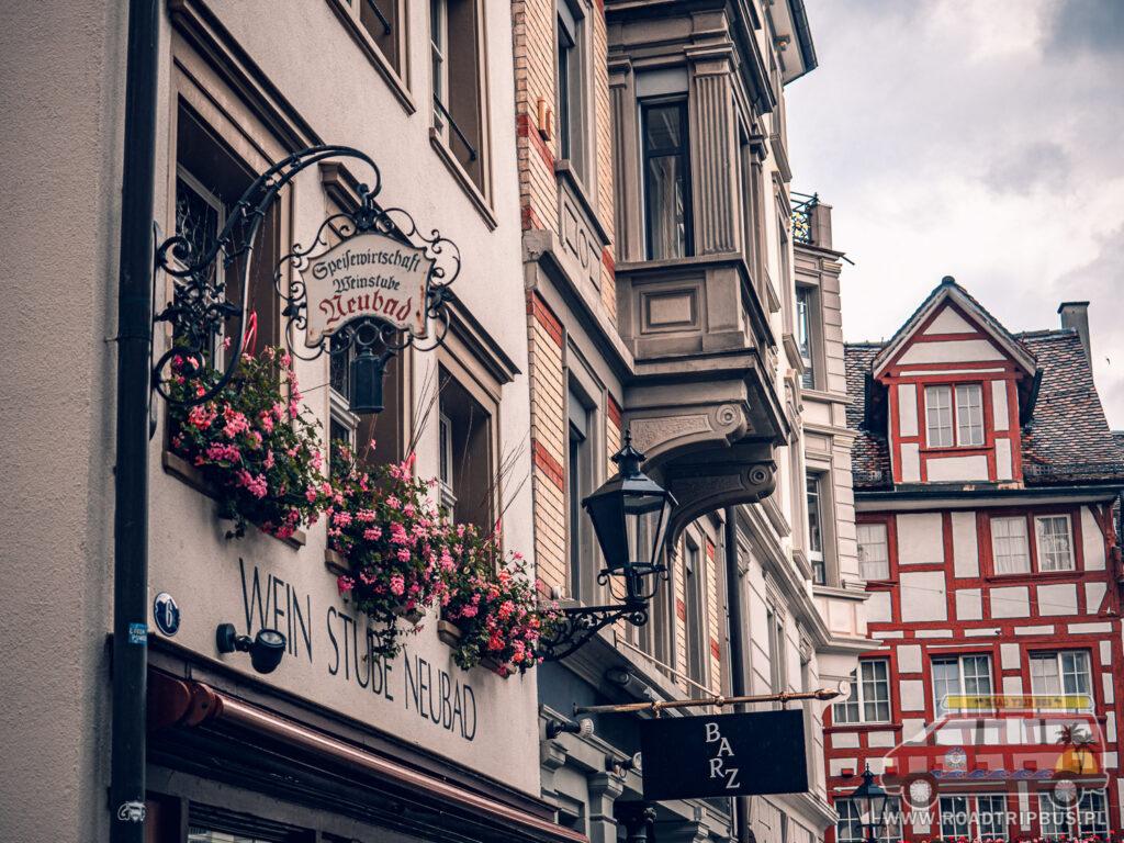 miasteczko st Gallen