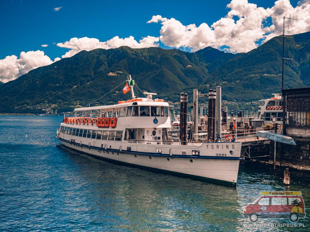 Lago Maggiore w Locarno