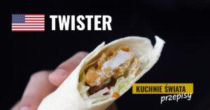Twister jak z KFC