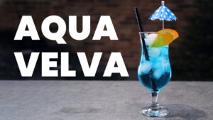 Aqua Velva – drink z filmu Zodiak