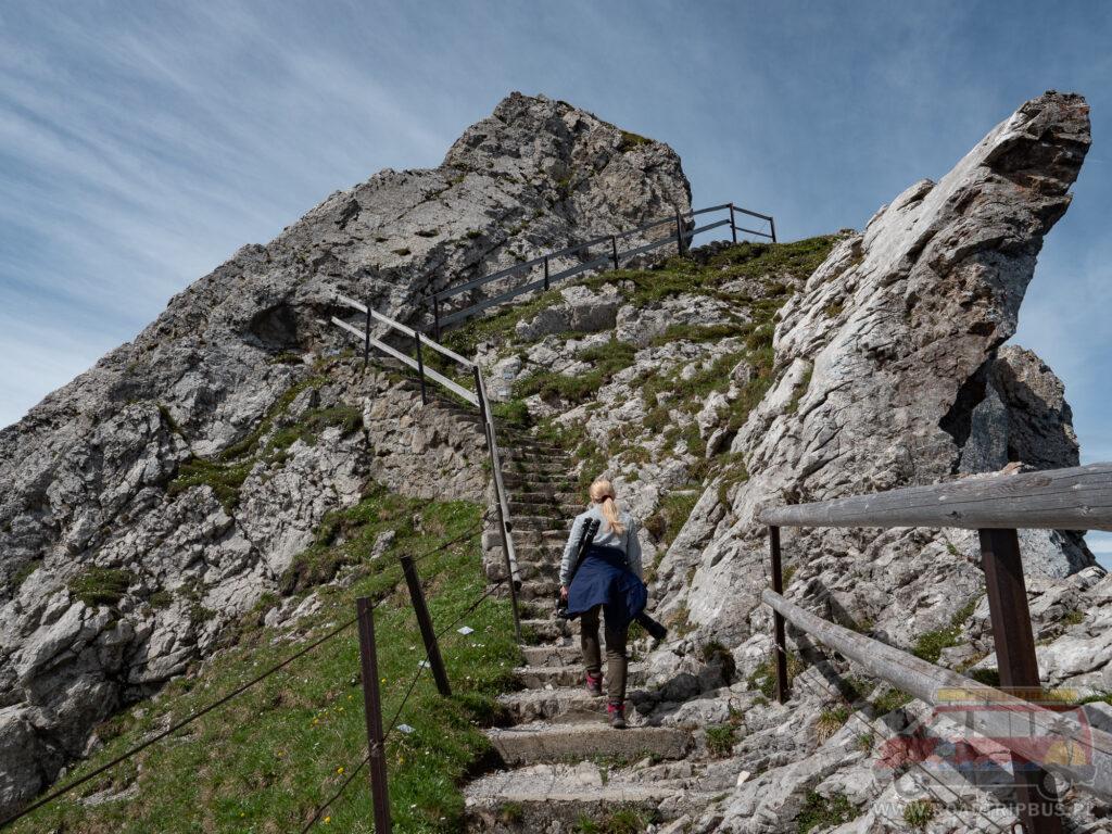 schody na tomlishorn