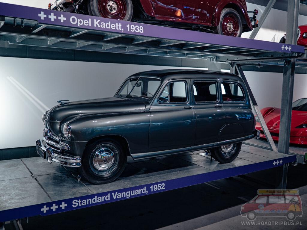 Standard Vanguard 1952
