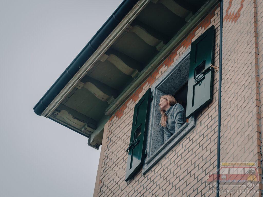 okno hotelu pilatus kulm