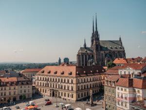 10 miejsc, które warto odwiedzić w Brnie