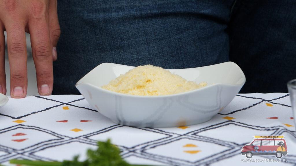 ser na zupę serową