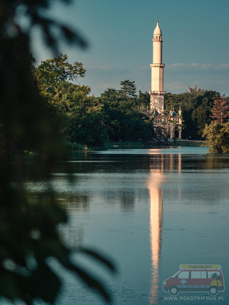 minaret w czechach