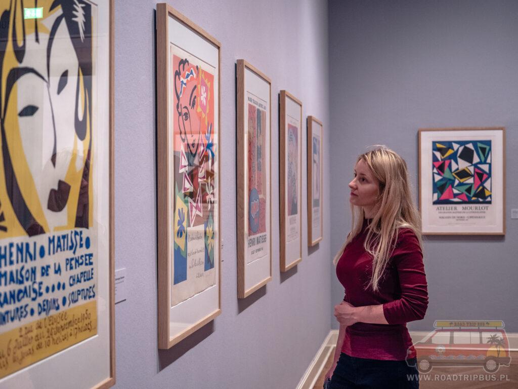 grafiki picasso w jego muzeum w Munster